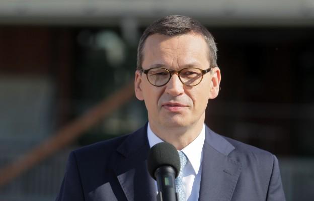 Morawiecki: w najbliższym czasie powołamy fundusz patriotyczny