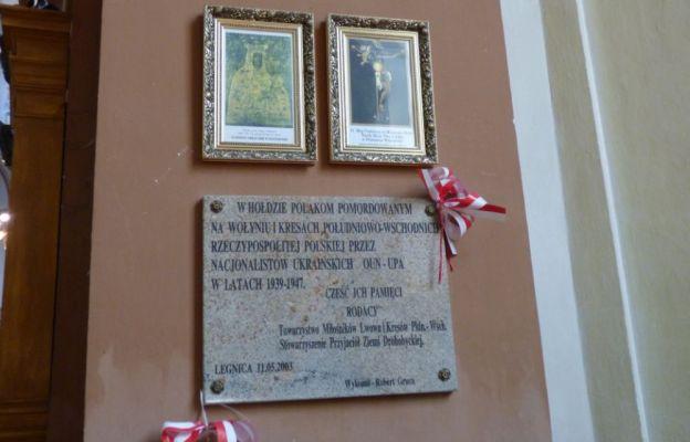 77 rocznica Rzezi Wołyńskiej uczczona w Legnicy