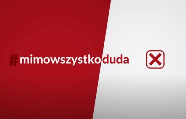 Wyborcy Bosaka przeciw Rafałowi Trzaskowskiemu. Stworzyli klip