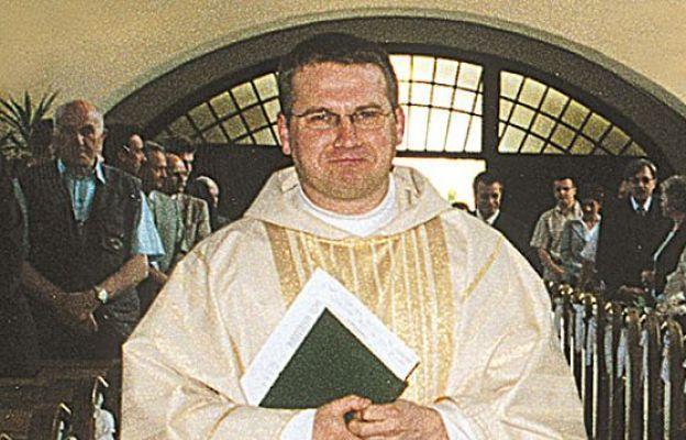 15 lat temu zmarł ks. Grzegorz Ułamek, częstochowski duszpasterz środowisk twórczych
