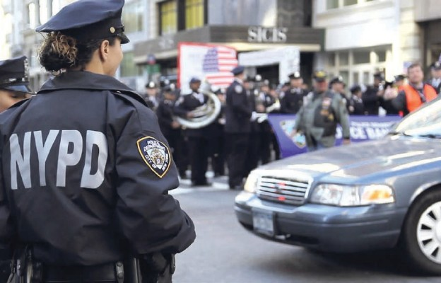 Spór o policję w USA