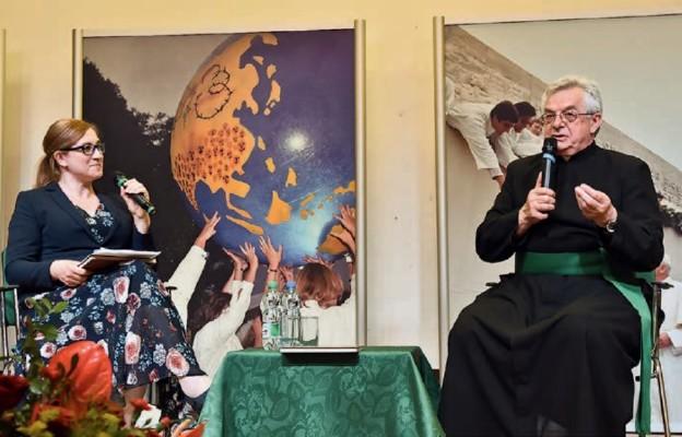 Gościem specjalnym spotkania był br. Marian Markiewicz, współpracownik Jana Pawła II