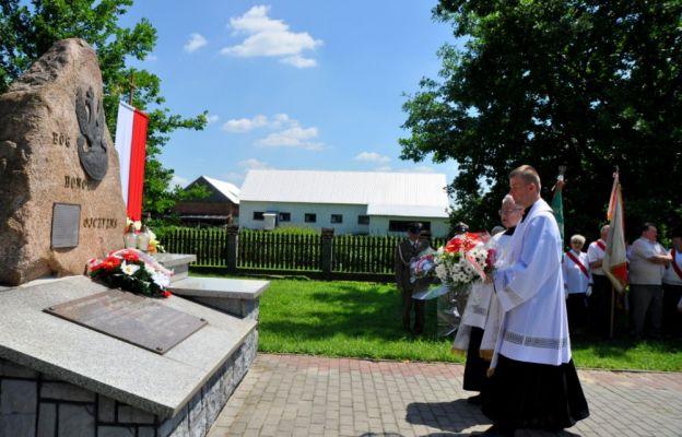 77. rocznica pacyfikacji Łukowej