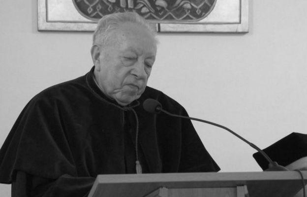 Ks. prof. Jan Związek (1937-2020) – biogram