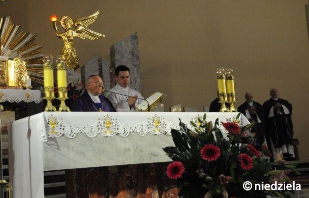 Żegnamy kapłana sługę