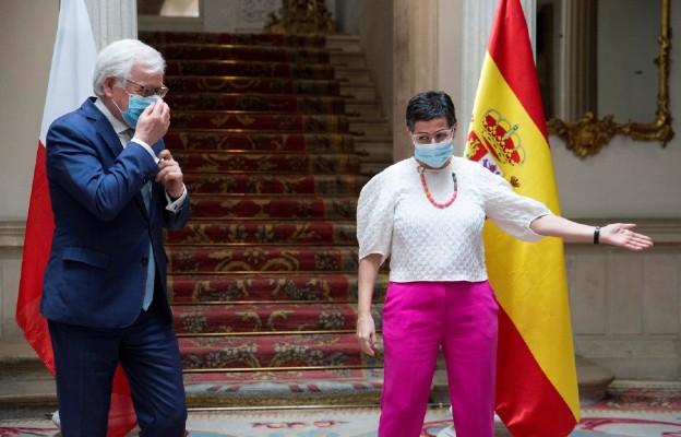 Minister spraw zagranicznych uczcił w Madrycie 100-lecie urodzin Jana Pawła II
