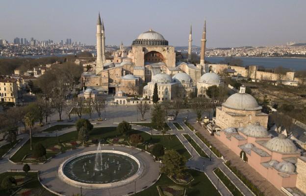 Turcja: Hagia Sophia może być znowu meczetem