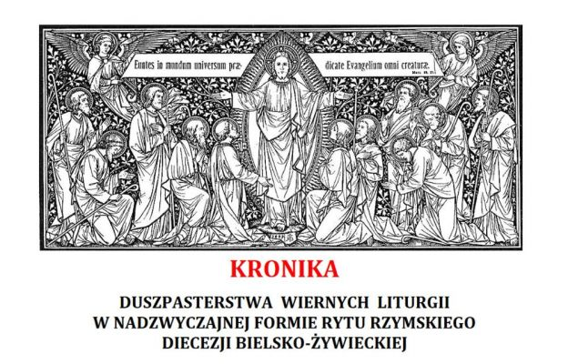 Początki łacińskiej liturgii w diecezji. Powstaje Kronika