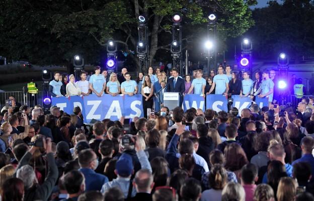 Trzaskowski do Dudy: spotkanie to dobry pomysł, najodpowiedniejszy moment to czas po ogłoszeniu wyników przez PKW