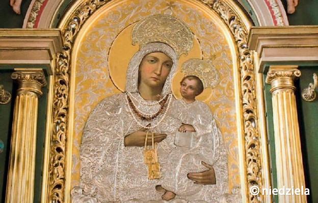 Na śmierć iżycie wrękach Maryi