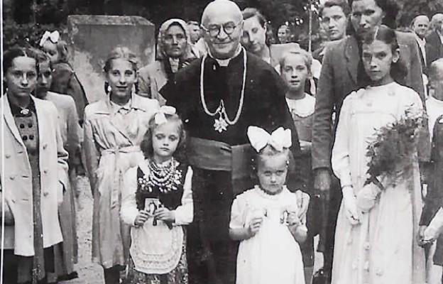 Duchowy ojciec przesiedleńców