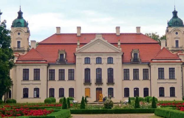 Skarby pałacu Zamoyskich