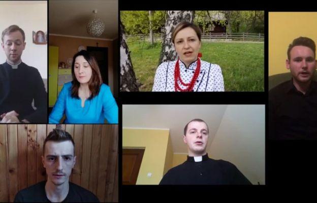 Wspólnota z Rajczy przygotowała nagranie dla Jana Pawła.