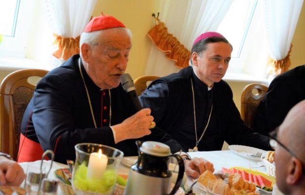 Kardynał odpowiada na pytania kleryków (2017)