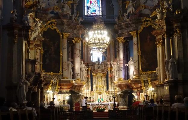 Wilno: Transmisja mszy z kościoła Wszystkich Świętych w TVP Wilno
