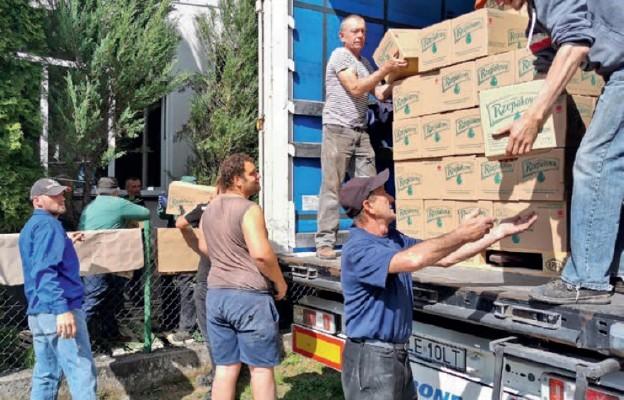 Caritas na rzecz bezrobotnych