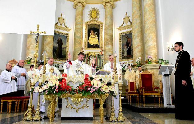 Główne uroczystości odpustowe ku czci św. Marii Magdaleny w biłgorajskim sanktuarium