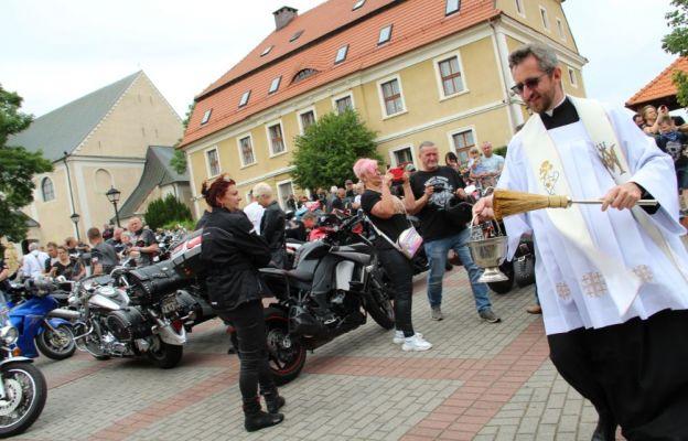 Grodowiec: Motocykliści powierzyli się Matce Bożej
