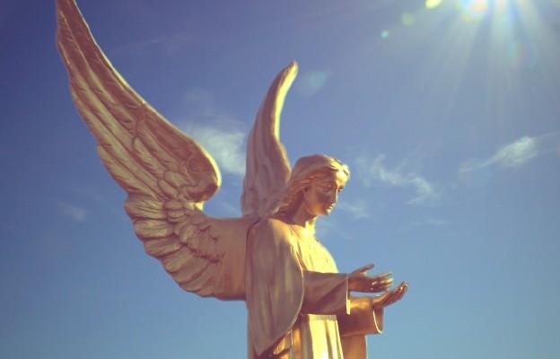 Być jak anioł