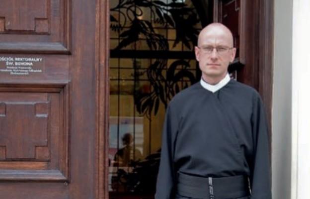 O. Arkadiusz Buszka CSsR: Łączyliśmy się duchowo na modlitwie zludźmi objętymi kwarantanną