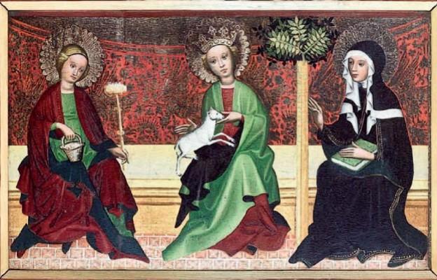 Trzy święte