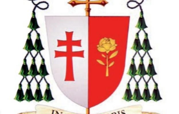 Herb nowego arcybiskupa