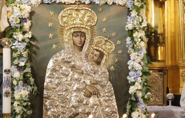 Zaproszenie od Matki Bożej Śnieżnej w Piotrkowie Trybunalskim