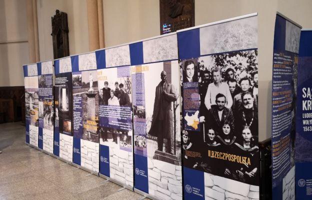Wystawa: Sąsiedzka krew. Ludobójstwo wołyńsko-galicyjskie 1943 – 1945
