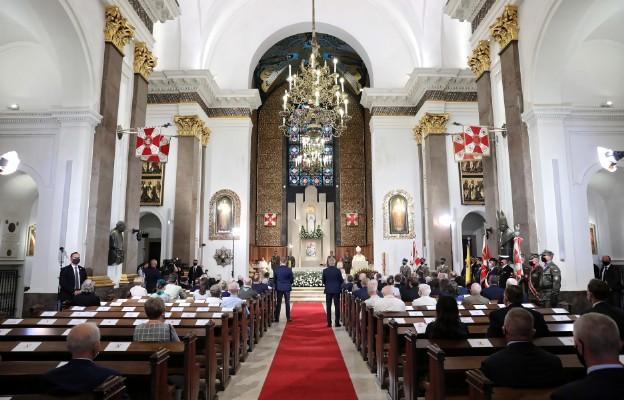 Stolica: Msza św. w przeddzień 76. rocznicy wybuchu Powstania Warszawskiego