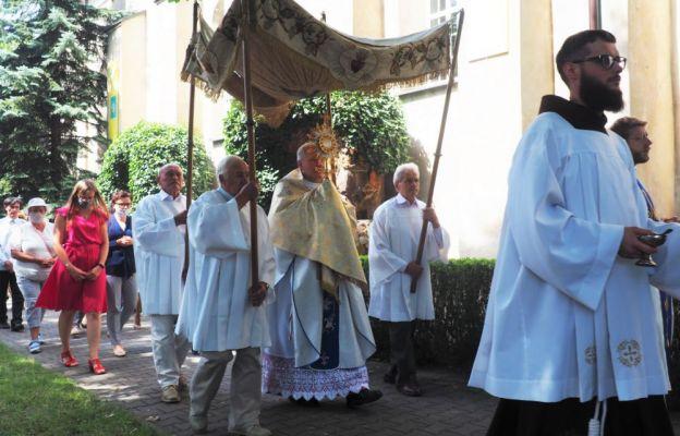 Franciszkanie uczcili Matkę Bożą Anielską