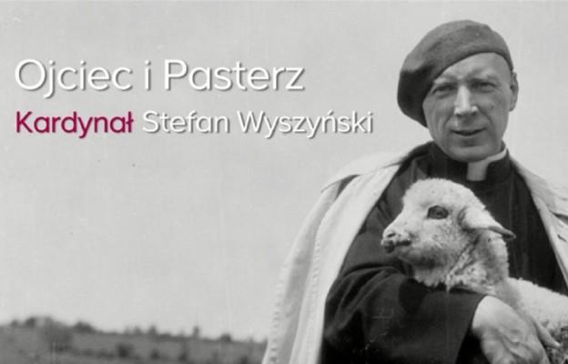 """Dokument """"Ojciec i Pasterz - Kardynał Stefan Wyszyński"""" - emisja 8 września w TVP1"""
