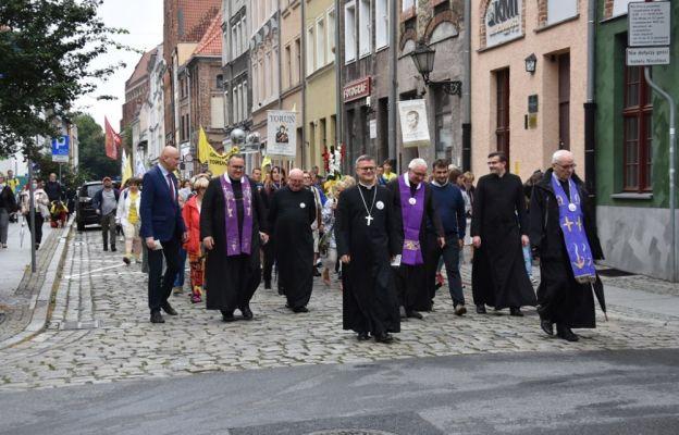 Pielgrzymi z diecezji toruńskiej już w drodze