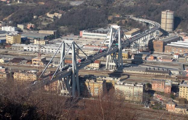 """Włochy: w Genui poświęcono nowy most na autostradzie – """"dziecko tragedii"""""""