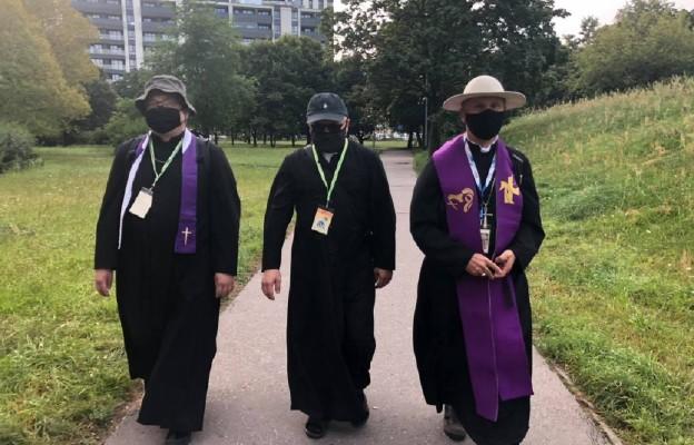 Pierwsi pielgrzymi wyszli z Warszawy na Jasną Górę