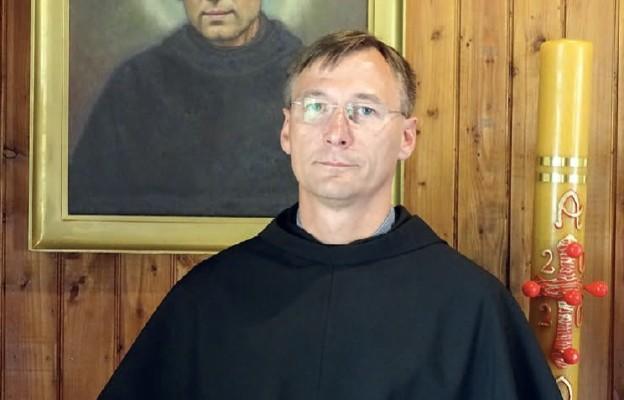 O. Andrzej Iwanicki, franciszkanin