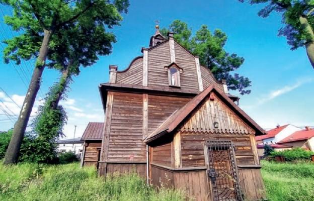 Kościółek Niepokalanego Poczęcia Najświętszej Maryi Panny wWolbromiu