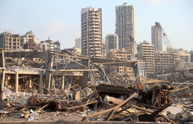 Potężny wybuch w Libanie. Bądźmy solidarni z potrzebującymi