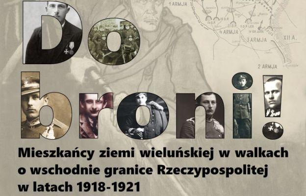 Wieluń. Wystawa z okazji 100. rocznicy Bitwy Warszawskiej