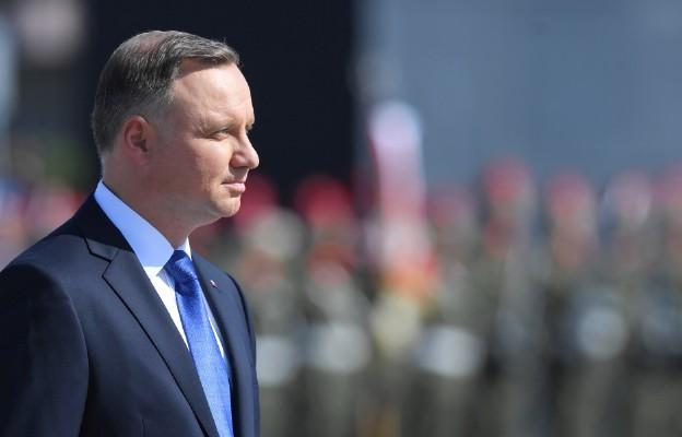 Prezydent Andrzej Duda przyjął zwierzchnictwo nad siłami zbrojnymi