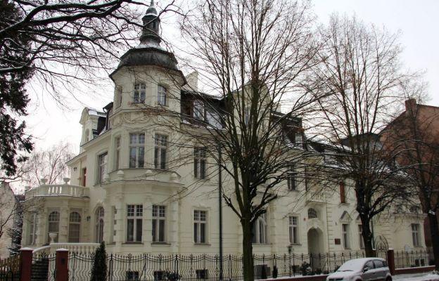 Dom Biskupi w Gorzowie