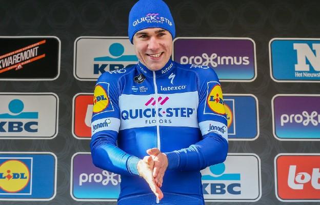 Tour de Pologne - szpital: Jakobsen jest przytomny