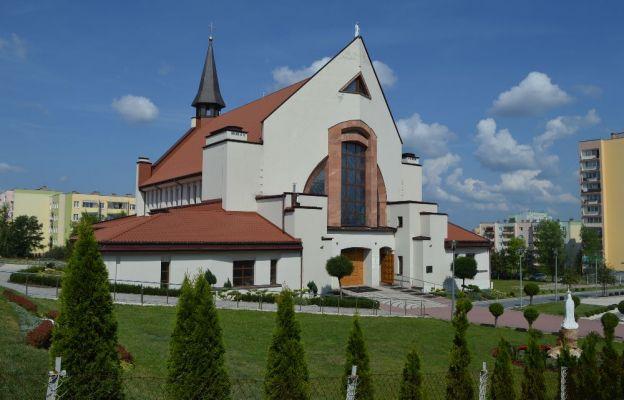 Kościół Ducha Świętego, Kielce