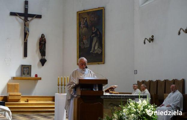 O. Bartoszewski: św. Dominik kierował się sercem
