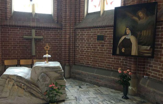 Kaplica św. Teresy Benedykty od Krzyża