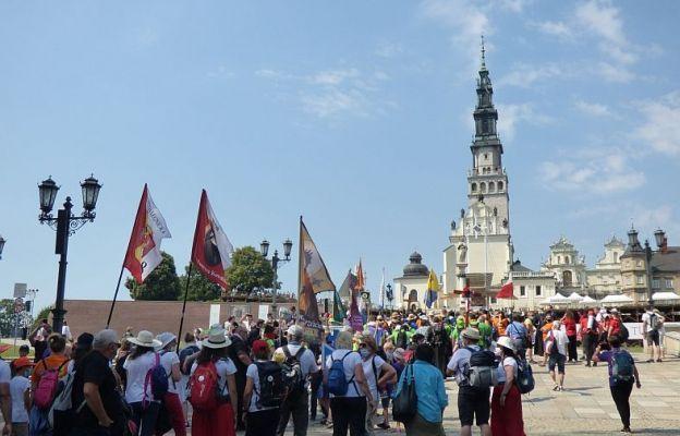 Pielgrzymi z Legnicy osiągnęli cel