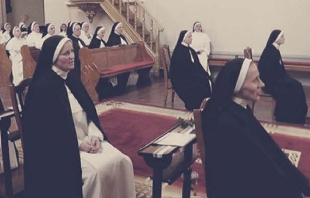 Tarnobrzeg - Wielowieś: pięć dominikanek złożyło śluby wieczyste