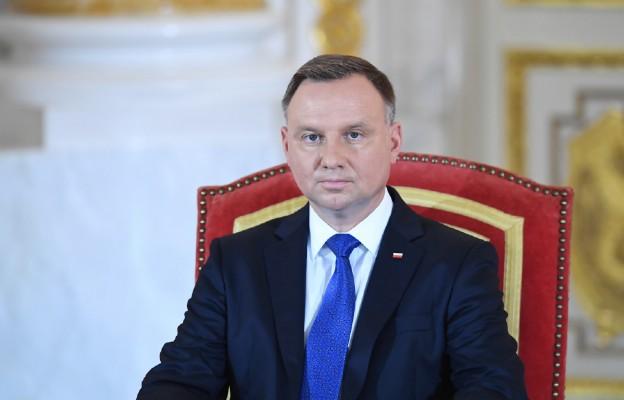 Prezydent Duda: pamięć o Polakach ratujących Żydów nieusuwalną częścią polskiej tożsamości