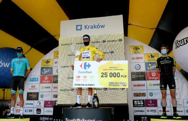 Tour de Pologne - zwycięstwo Remco Evenepoela