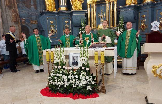 Modlono się w intencji beatyfikacji ks. Wacława Zienkowskiego