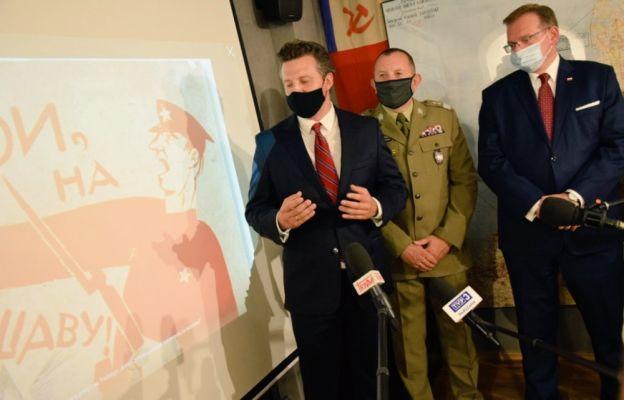 """Multimedialna wystawa """"Bitwa Warszawska 1920 - Polacy w obronie Europy"""" w muzeum gen. Kuklińskiego"""